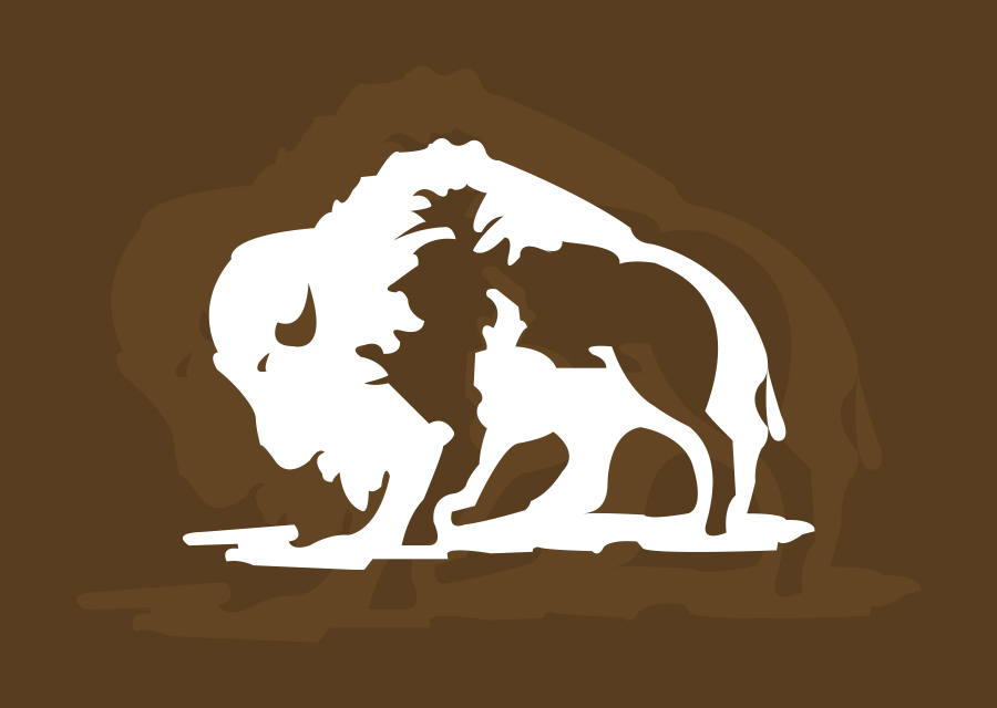Buffalo Image for TaTonka Logo