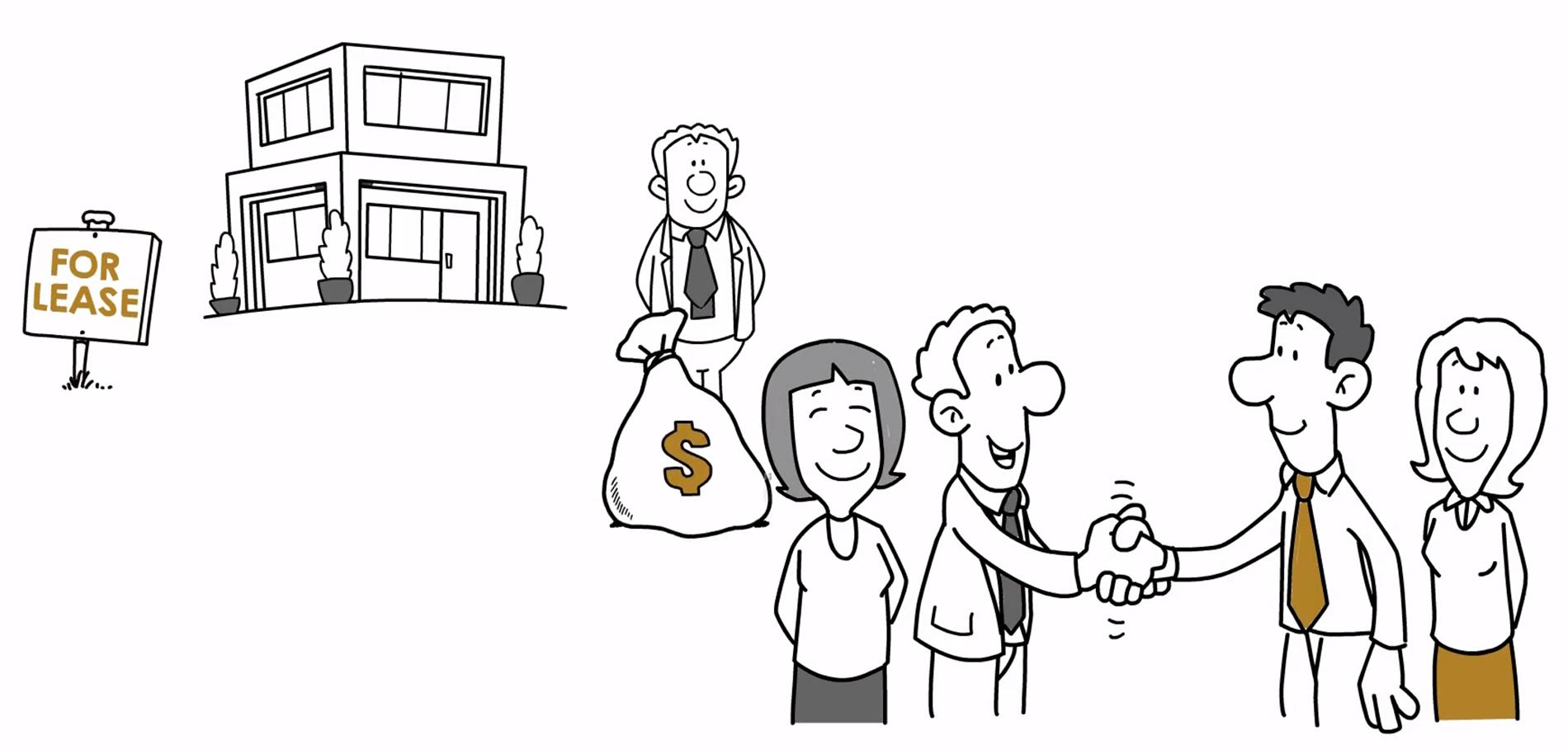 Landlord and Tenant Cartoon