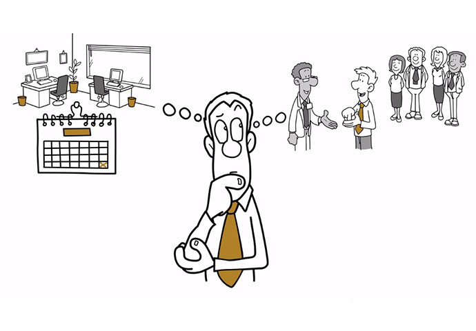 Why Hire A Real Estate Broker Cartoon